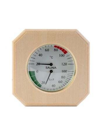 Термогигрометр TH-12L (липа)