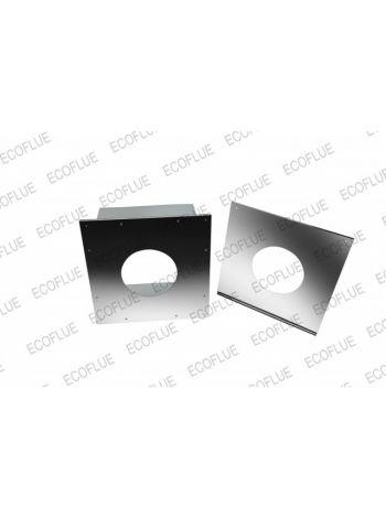 Ппу квадратное нержавейка оцинковка диаметр 115