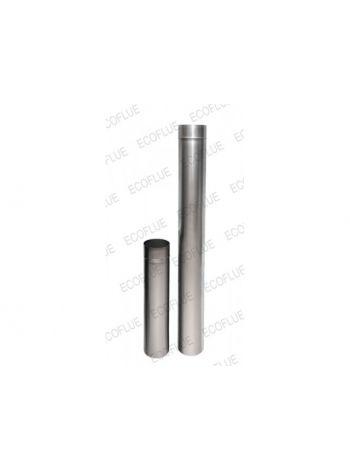 Труба нержавейка 1мм диаметр 150 L=0,5м