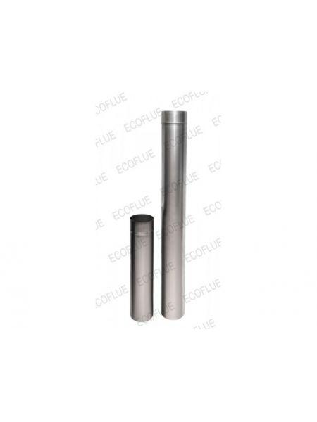 Труба нержавейка 1мм диаметр 115 L=0,5м