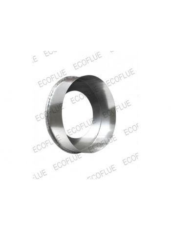 Заглушка оцинкованная диаметр 200х120