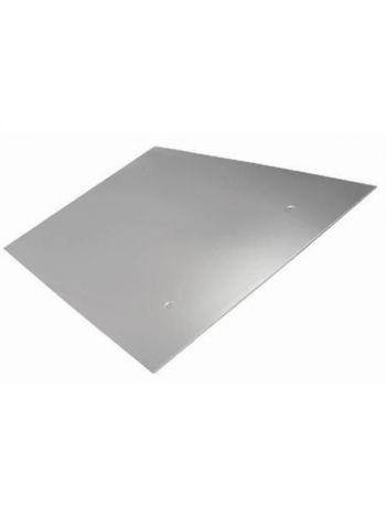 Экран защитный зеркальная нержавейка 1,0х1,0м