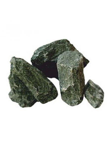 Дунит камень колотый коробка 20кг