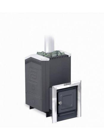 Печь для бани  Ермак-12 Стандарт сталь 8мм