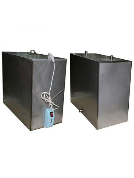 Бак для бани 110 литров  с ТЭНом
