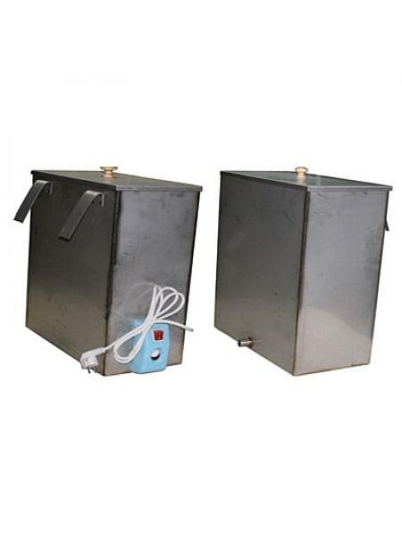 Бак для бани 40 литров с ТЭНом