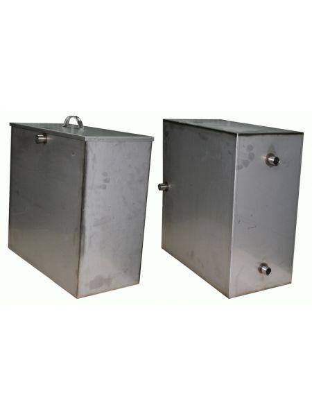 Бак для бани 60 литров под контур