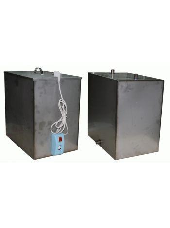 Бак для бани 80 литров с ТЭНом