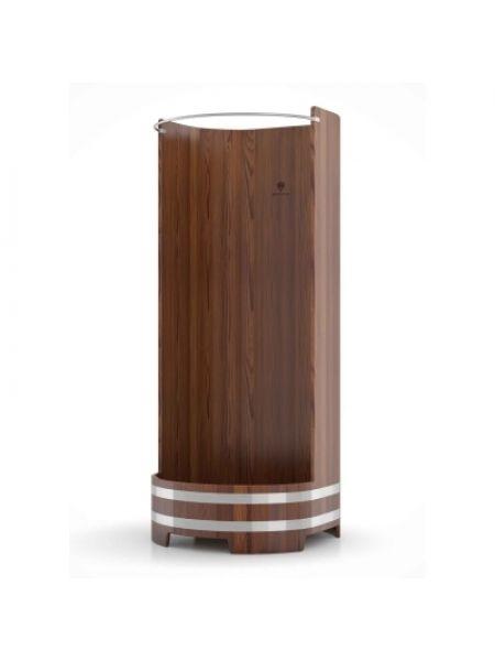 Душевая кабина Bentwood лиственница морёная H=2,0м D=0,9м