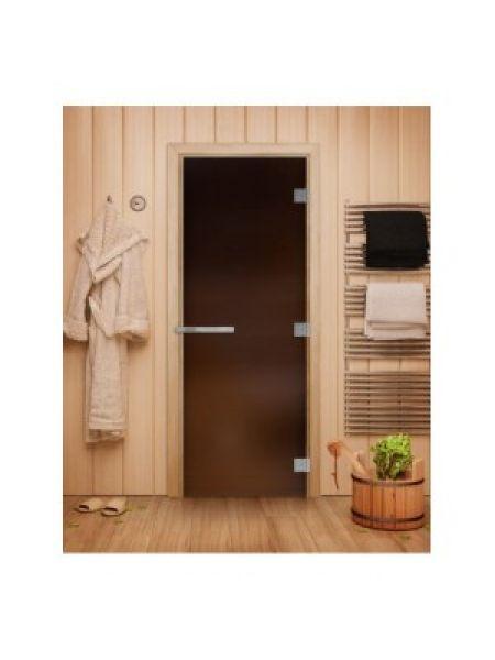 Дверь Эталон Бронза Матовая