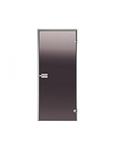 Дверь Harvia alu 7х19 бронза