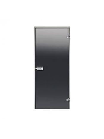 Дверь Harvia alu 8х19 серая