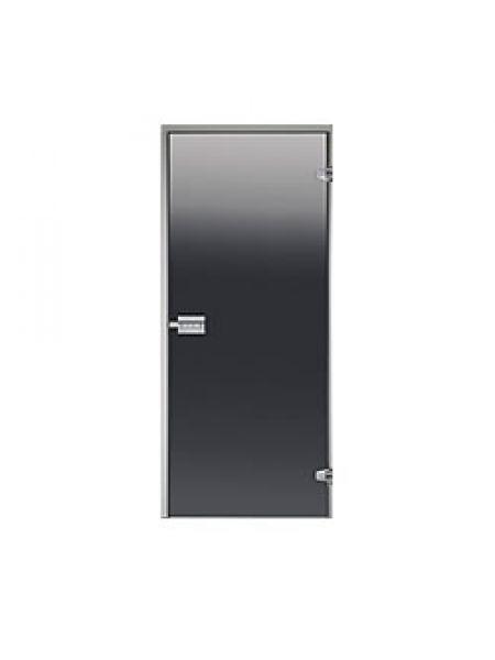 Дверь Harvia alu 7х19 серая