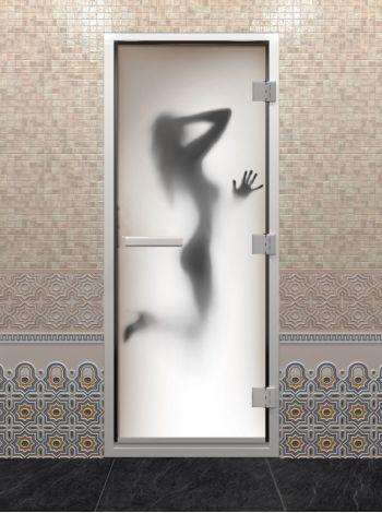 """Дверь для турецкой бани хамам 190х70см """"фотопечать"""""""