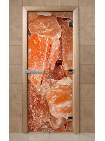 Дверь из стекла с фотопечатью 190*70 F228