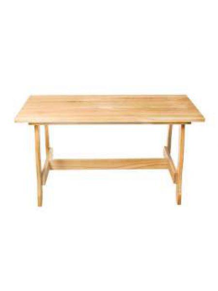 Стол дуб лакированный ВШД (720х700х1400)